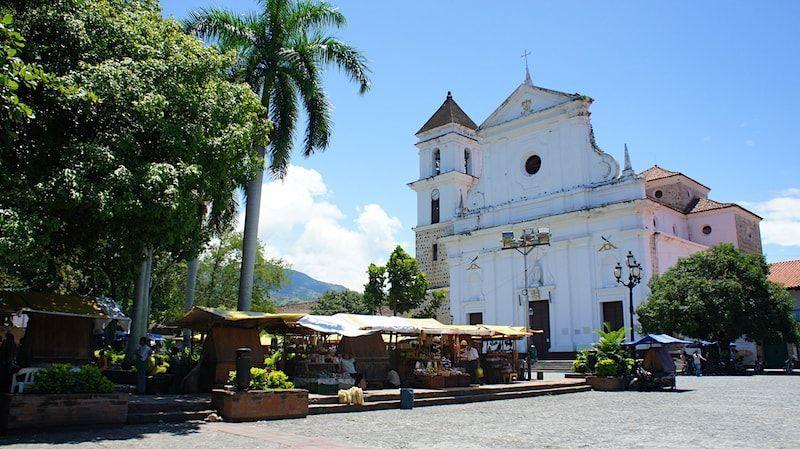La Catedral de Santa Fe de Antioquia
