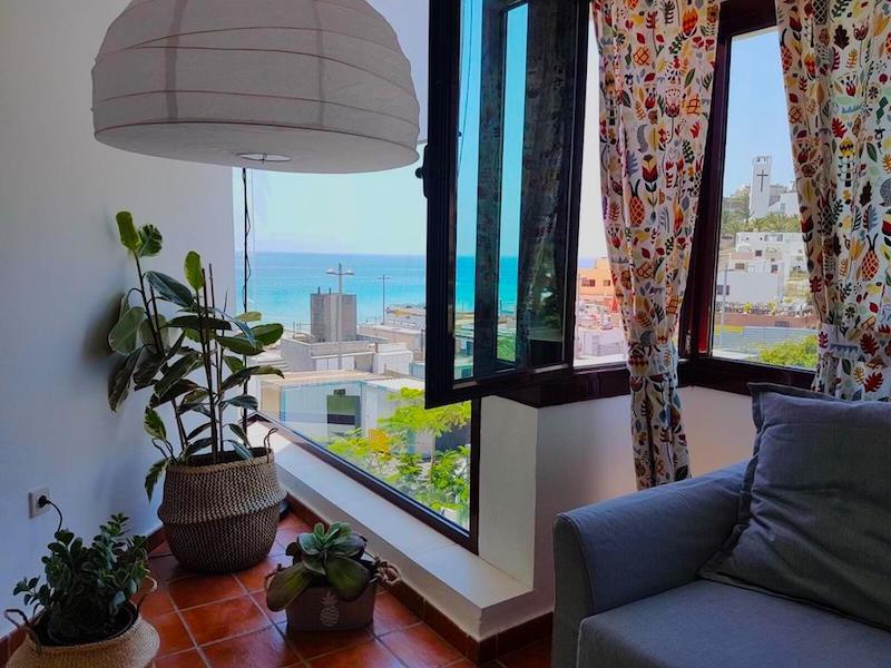 Apartamento Chada, en Morro de Jable. Foto de Booking