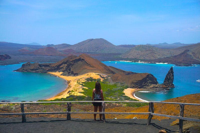 Isla Bartolomé, tour estrella desde Santa Cruz