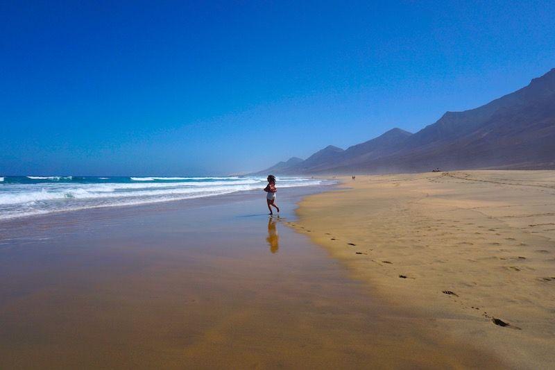 Playa del Cofete, un imprescindible en la isla