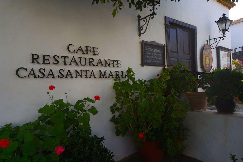 El restaurante Casa Santa Maria recomendado por la guía Michelín (y no, no tiene precios prohibitivos)