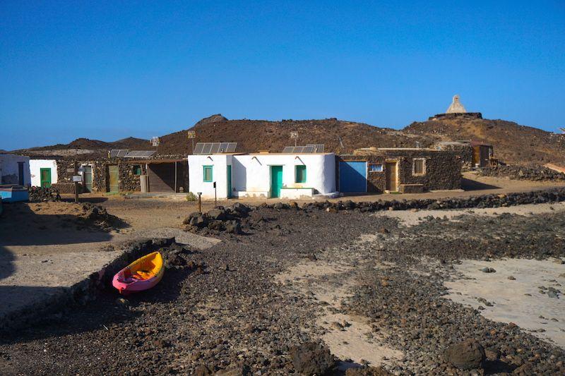 Puertito, isla de Lobos