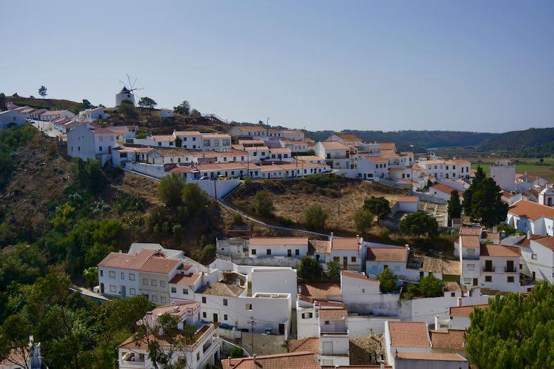 Odeceixe, uno de los pueblos más bonitos de la costa vicentina