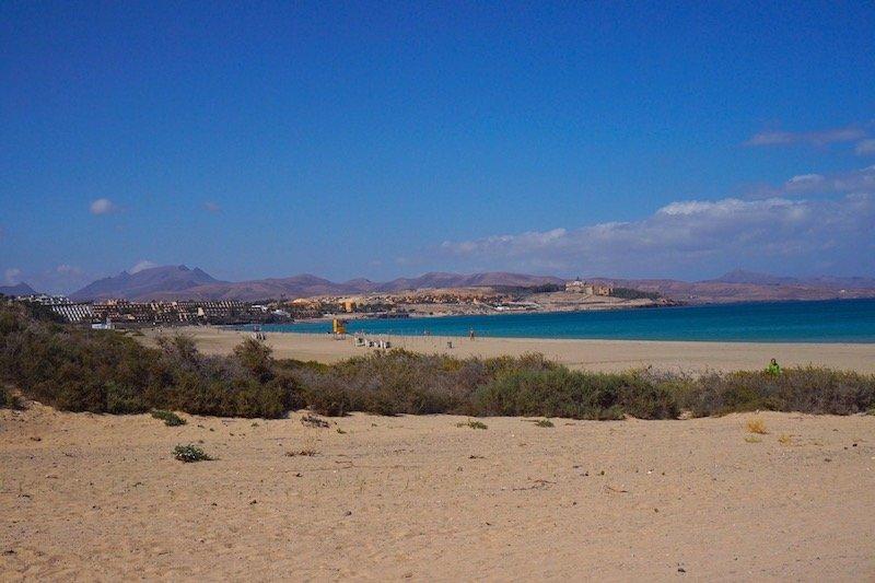 Costa Calma´s beach