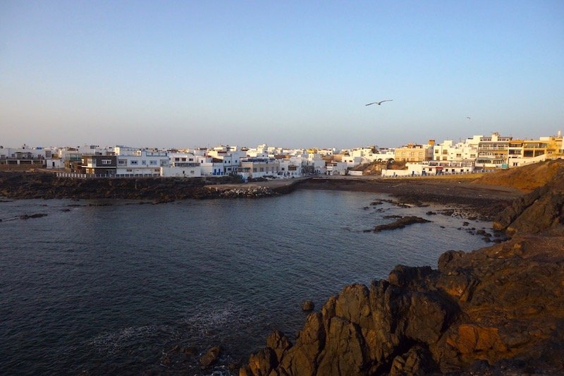 El Cotillo, our favorite town on the island