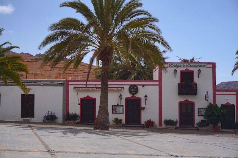 Restaurante Don Antonio, cerca de Betancuria