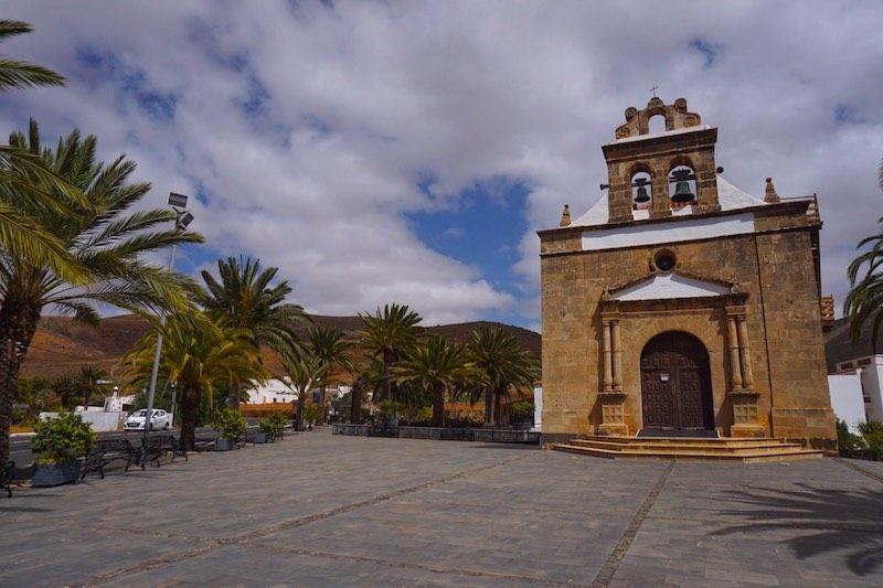 La Ermita de Vega de Riopalmas